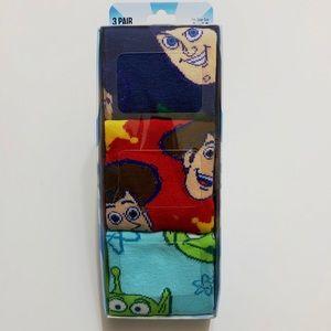 Disney Pixar Toy Story Men's Socks